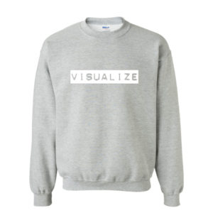 Visualize, Sweatshirt