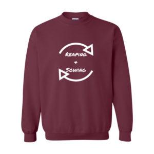 Reaping & Sowing, Sweatshirt